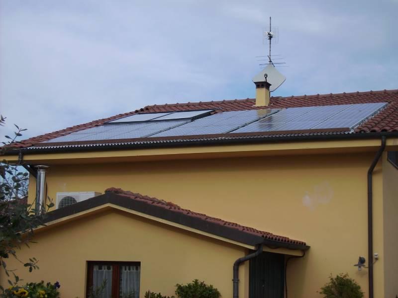 solaire thermique pour chauffer l'eau de la maison