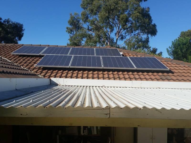 energie renouvelable pas cher : panneau photovoltaique